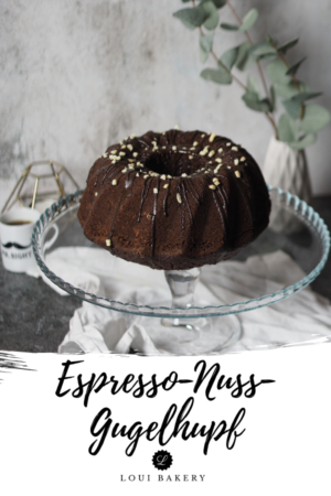 Espresso-Nuss-Gugelhupf