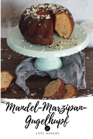 Mandel-Marzipan-Gugelhupf
