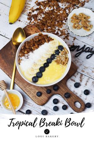 Tropical Breakfast Bowl