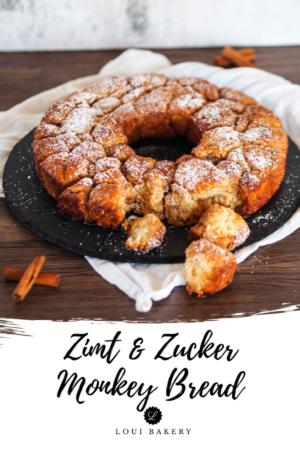 Zimt & Zucker - Monkey Bread